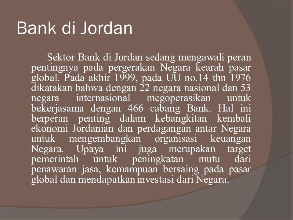 Bank di Jordan