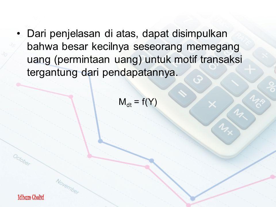 Motif Transaksi