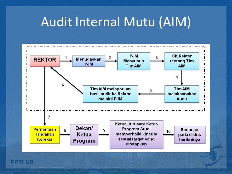 Audit Internal Mutu (AIM)