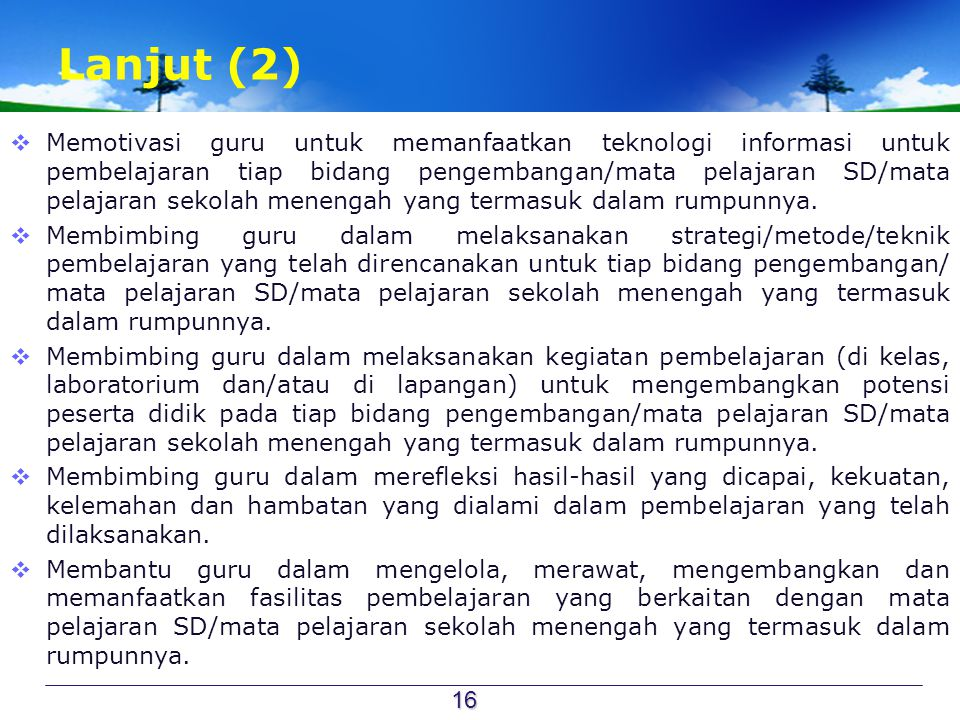 Lanjut (2)