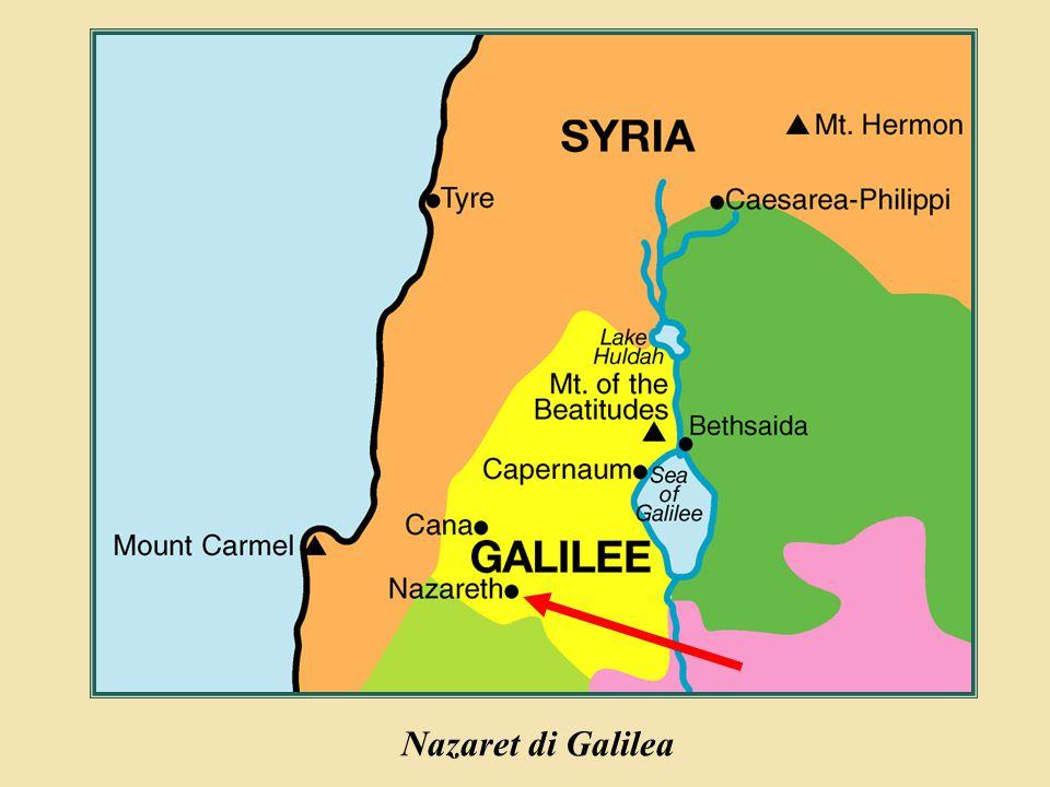 Nazaret di Galilea