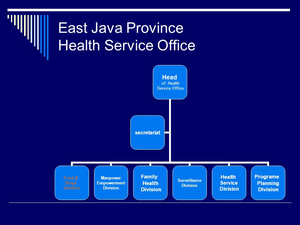 East Java Province Health Service Office