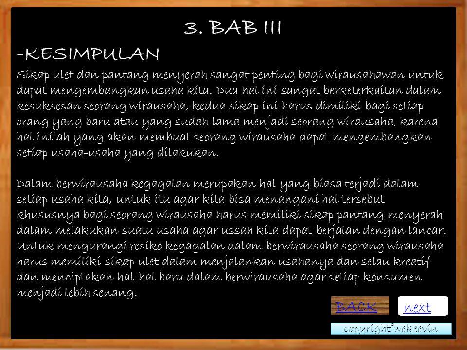 3. BAB III -KESIMPULAN BACK next