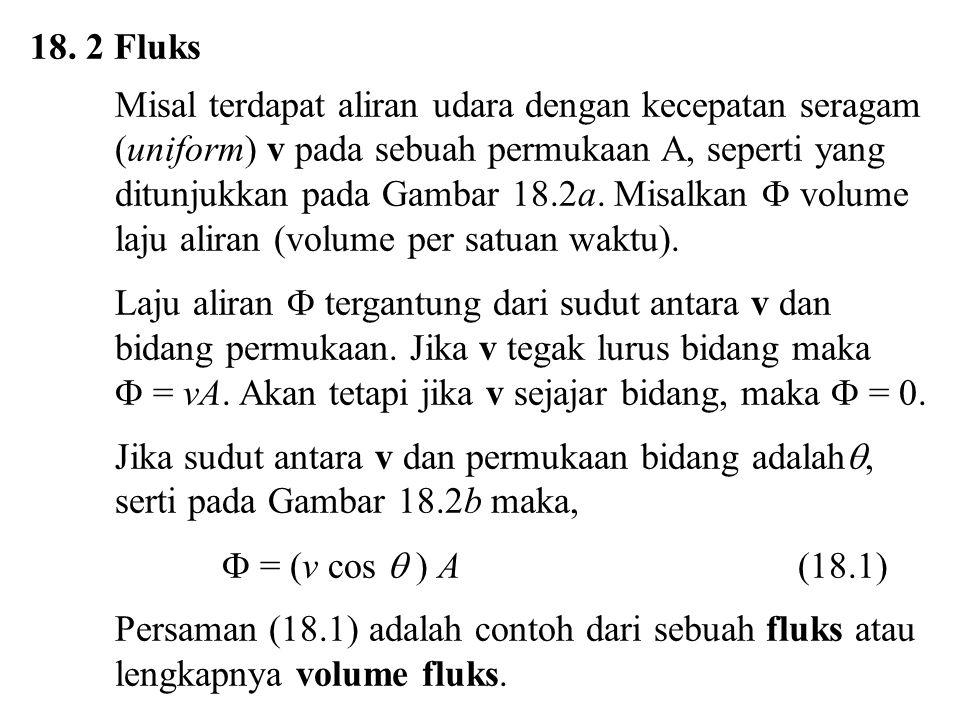 18. 2 Fluks