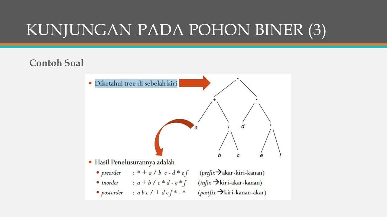KUNJUNGAN PADA POHON BINER (3)