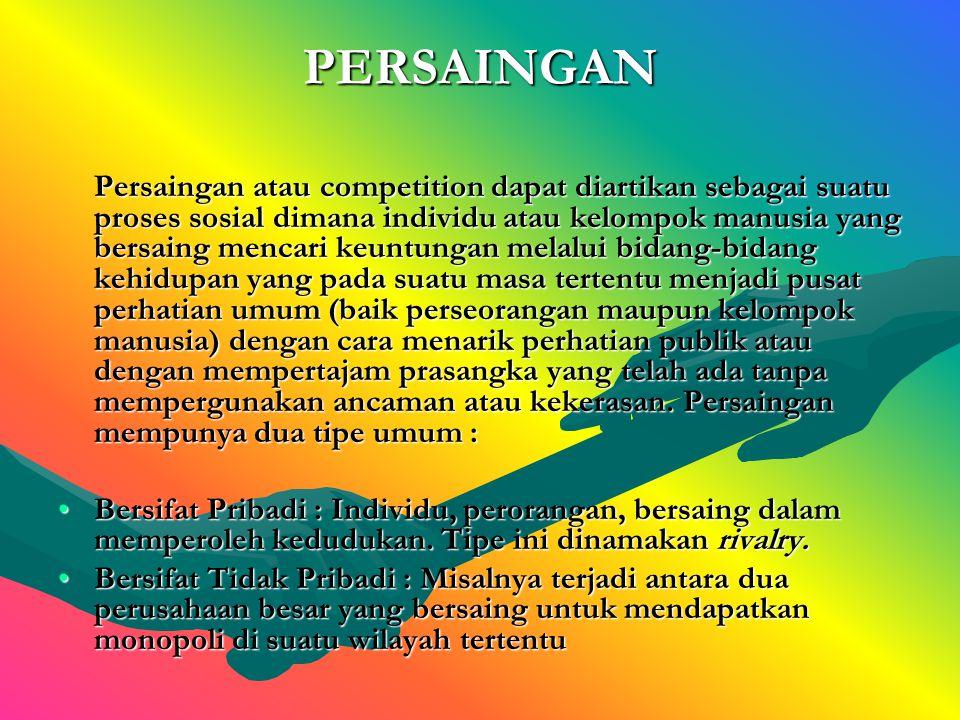 PERSAINGAN