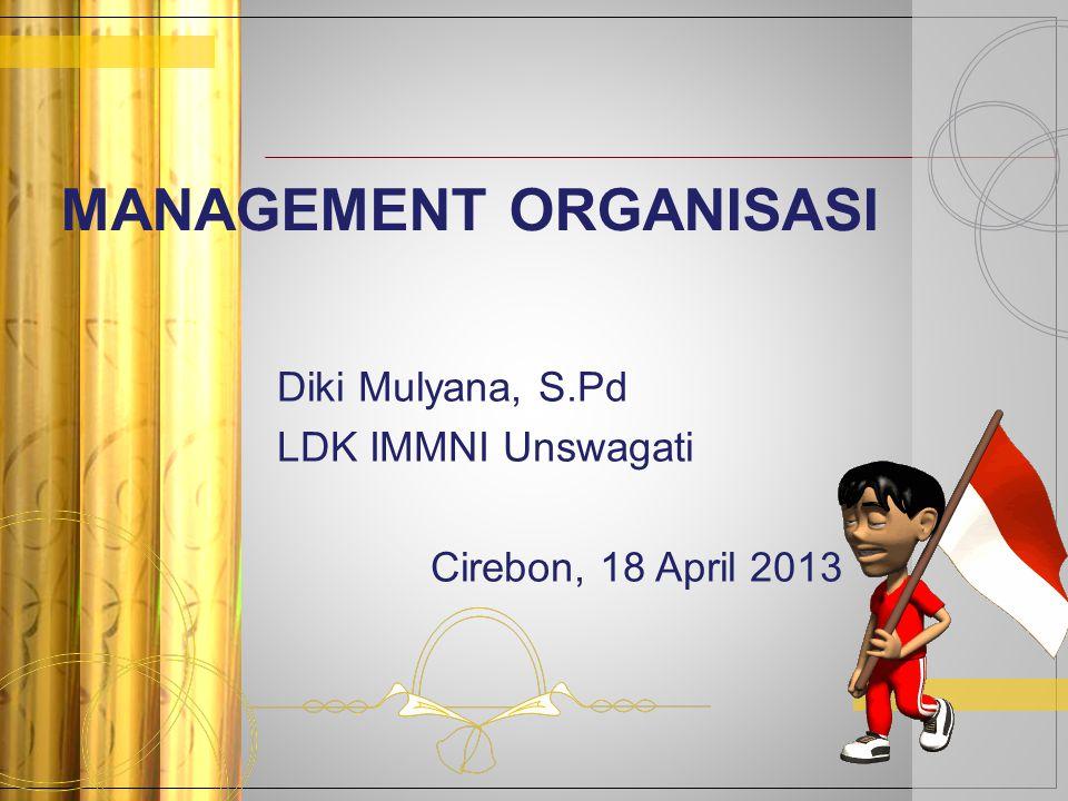 Management Organisasi