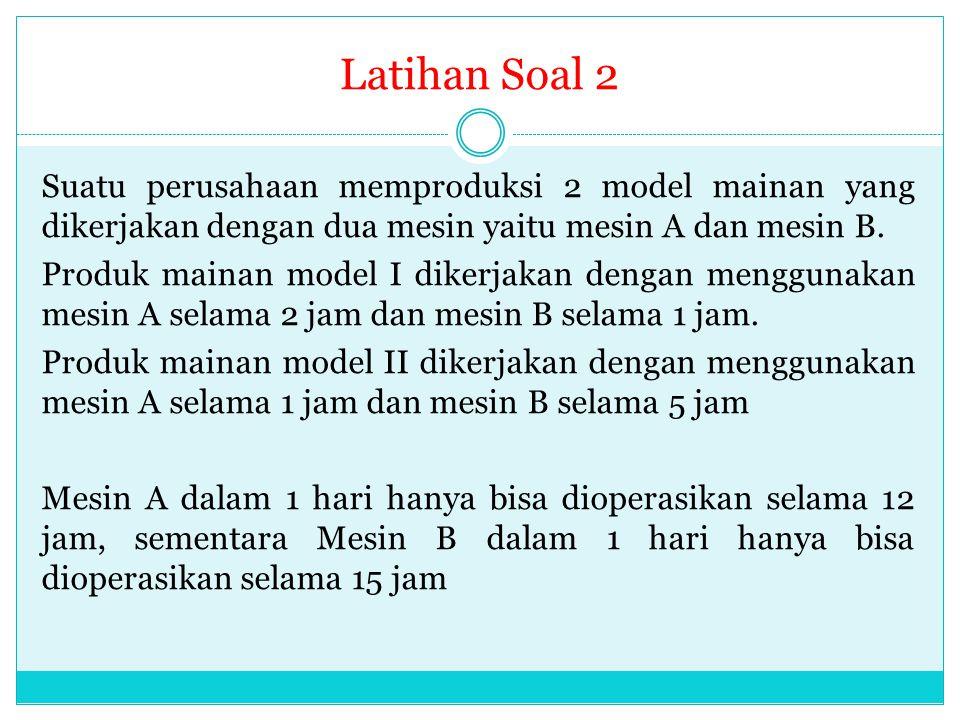 Latihan Soal 2