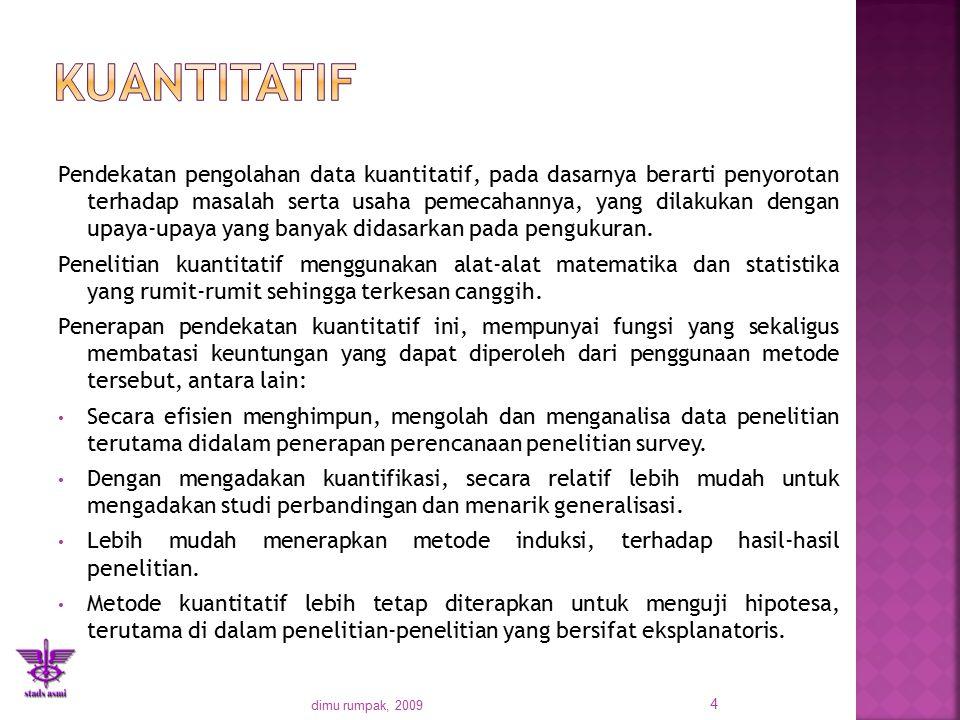 Kuantitatif