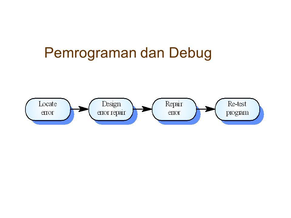 Pemrograman dan Debug