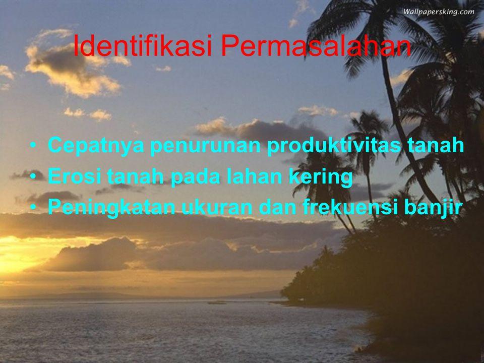 Identifikasi Permasalahan