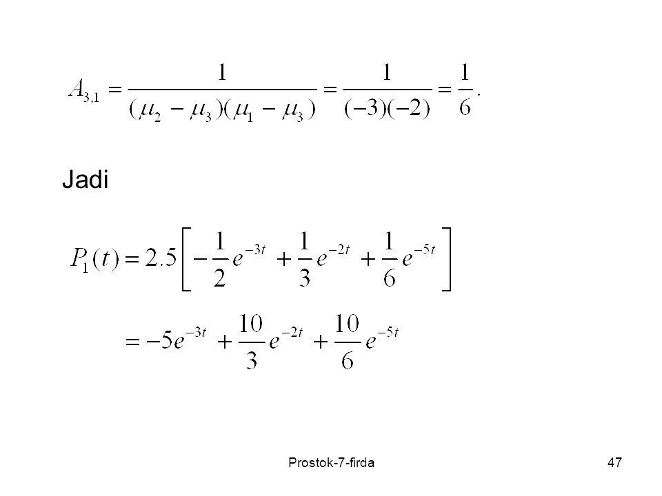 Jadi Prostok-7-firda