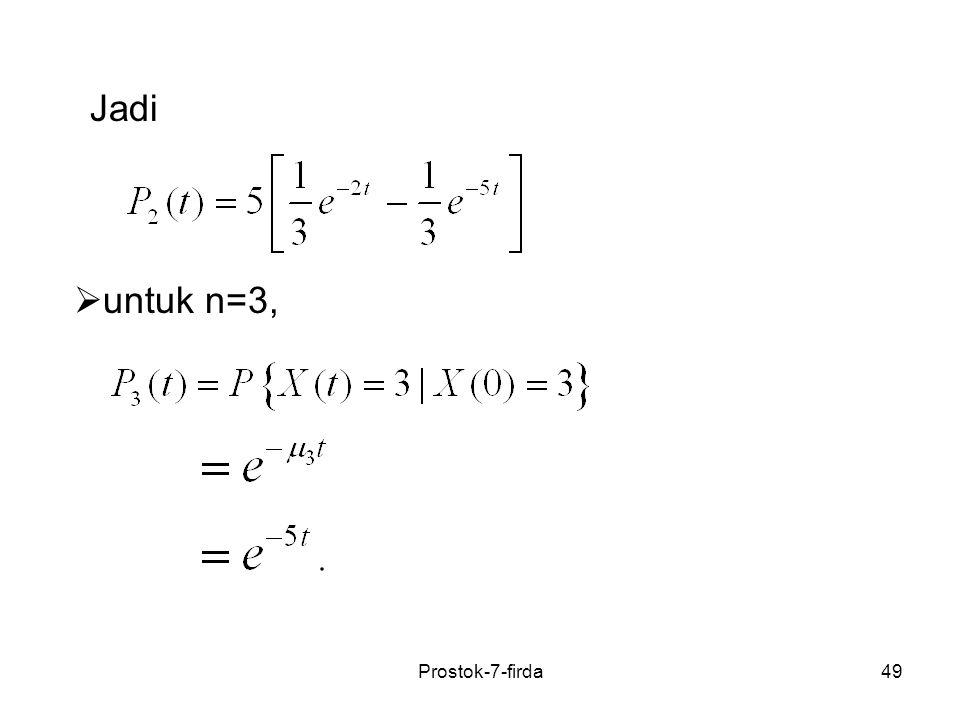 Jadi untuk n=3, Prostok-7-firda
