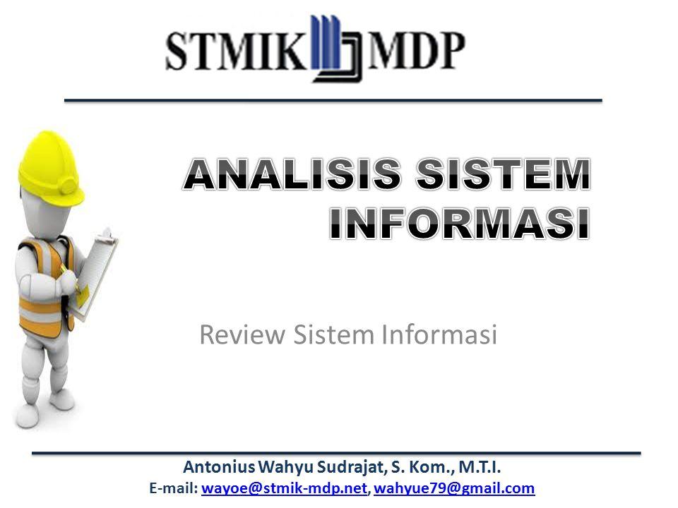 Review Sistem Informasi