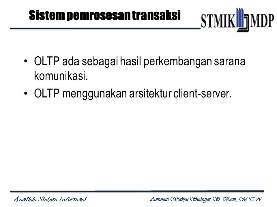 Sistem pemrosesan transaksi