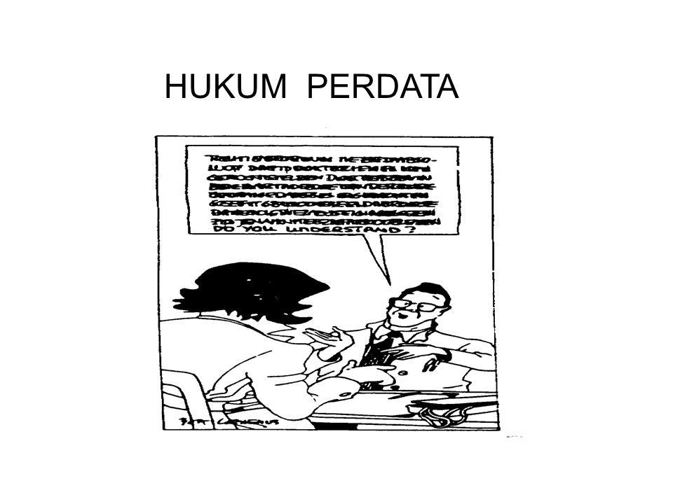 HUKUM PERDATA