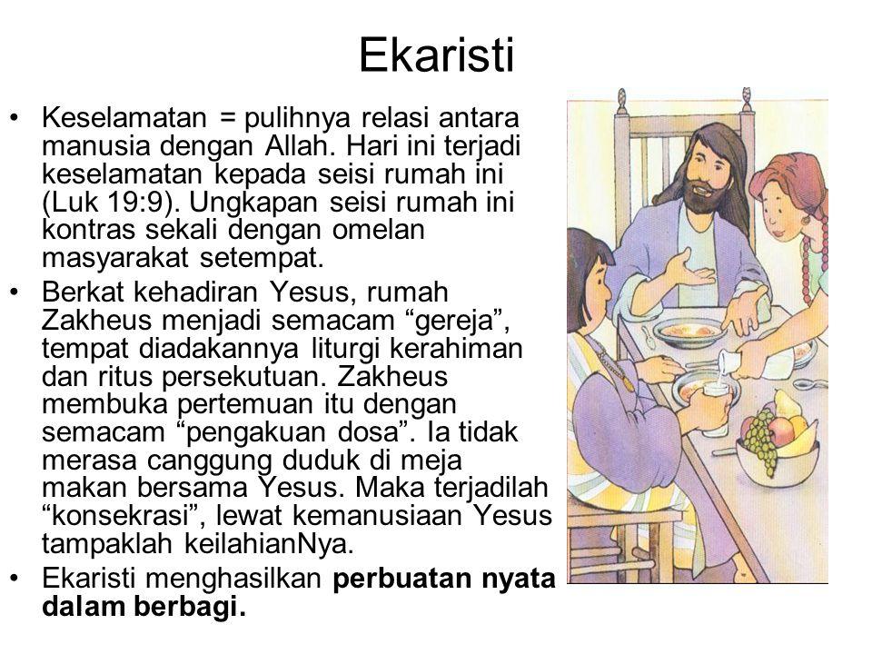 Ekaristi