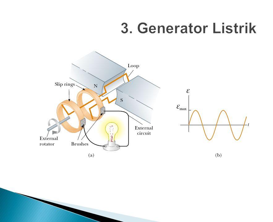 3. Generator Listrik