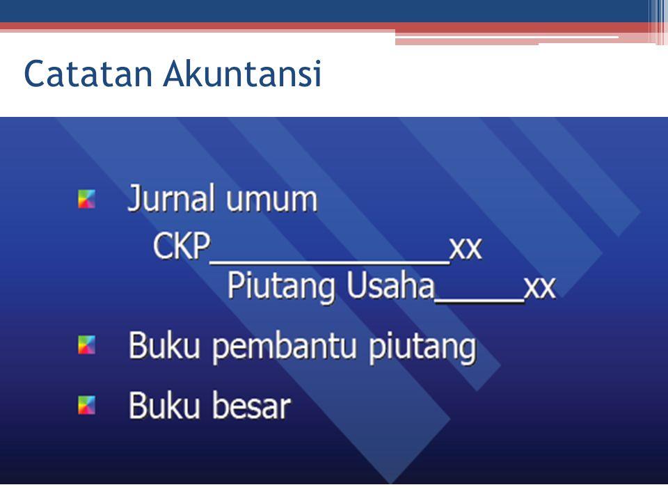 Catatan Akuntansi