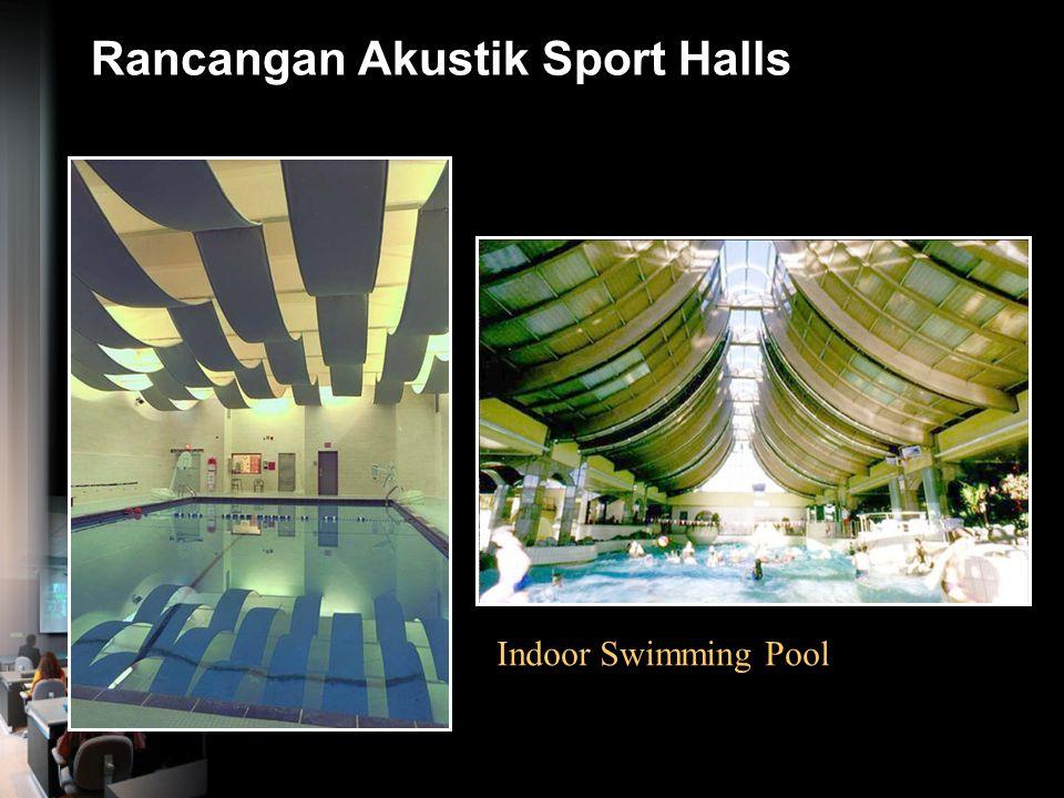 Rancangan Akustik Sport Halls