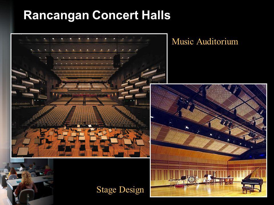 Rancangan Concert Halls