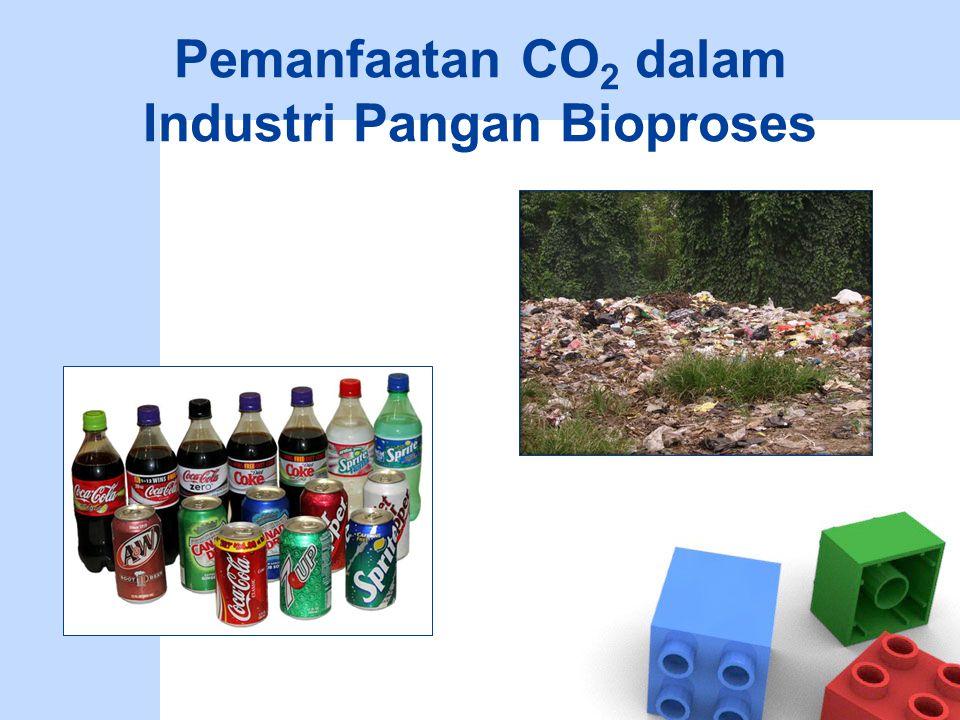 Pemanfaatan CO2 dalam Industri Pangan Bioproses
