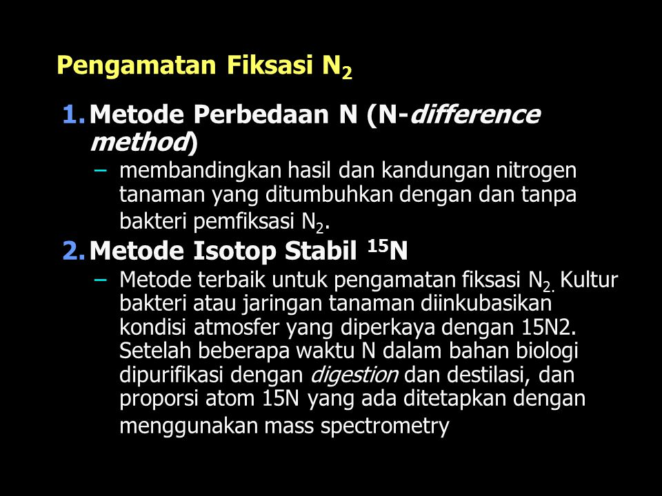 Metode Perbedaan N (N-difference method)