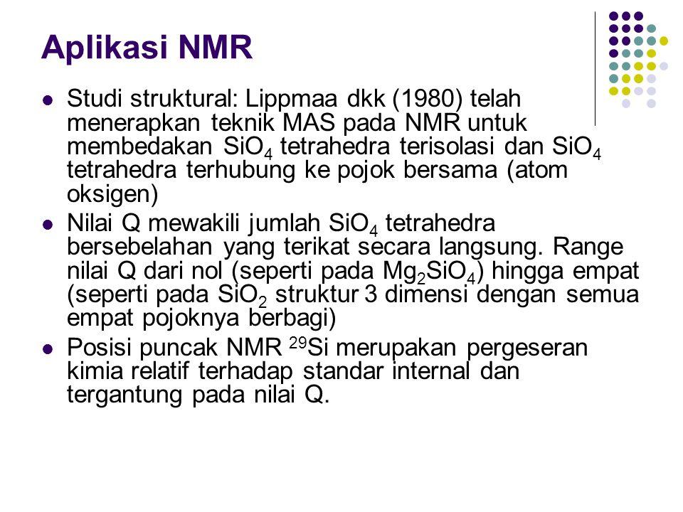 Aplikasi NMR