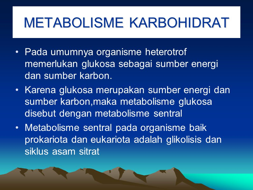 Perbedaan reaksi katabolisme dan anabolisme
