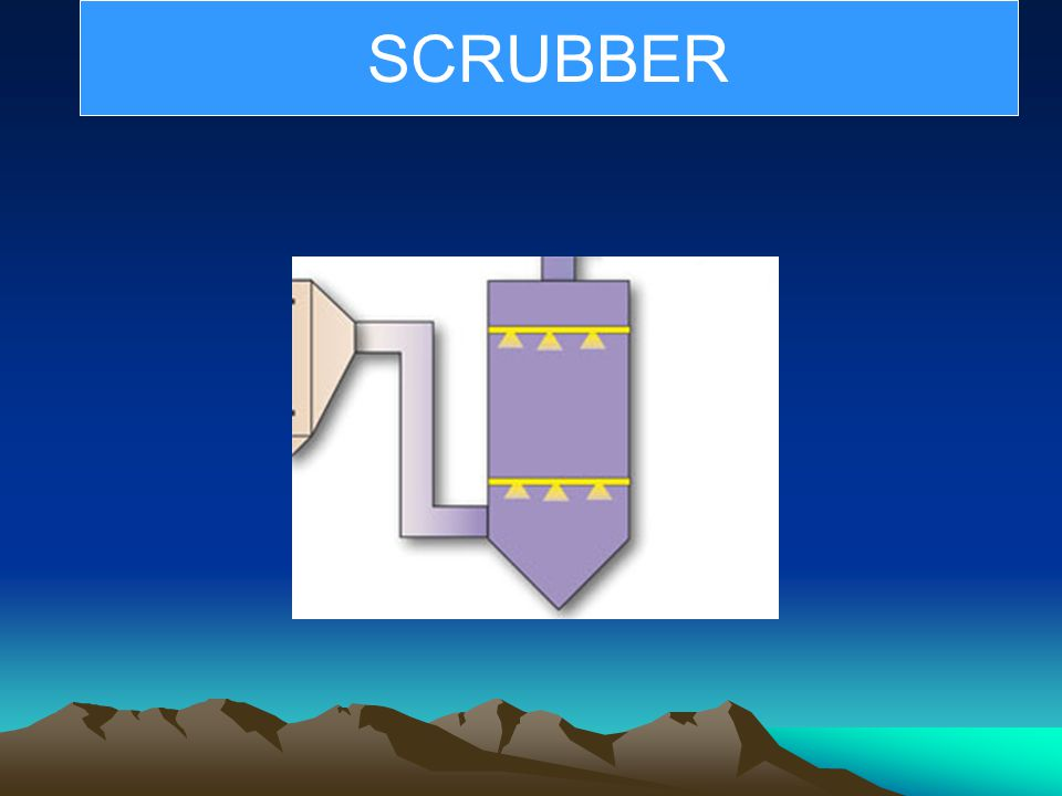 . SCRUBBER