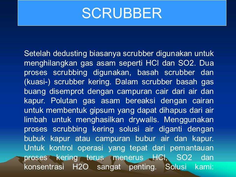 . SCRUBBER.