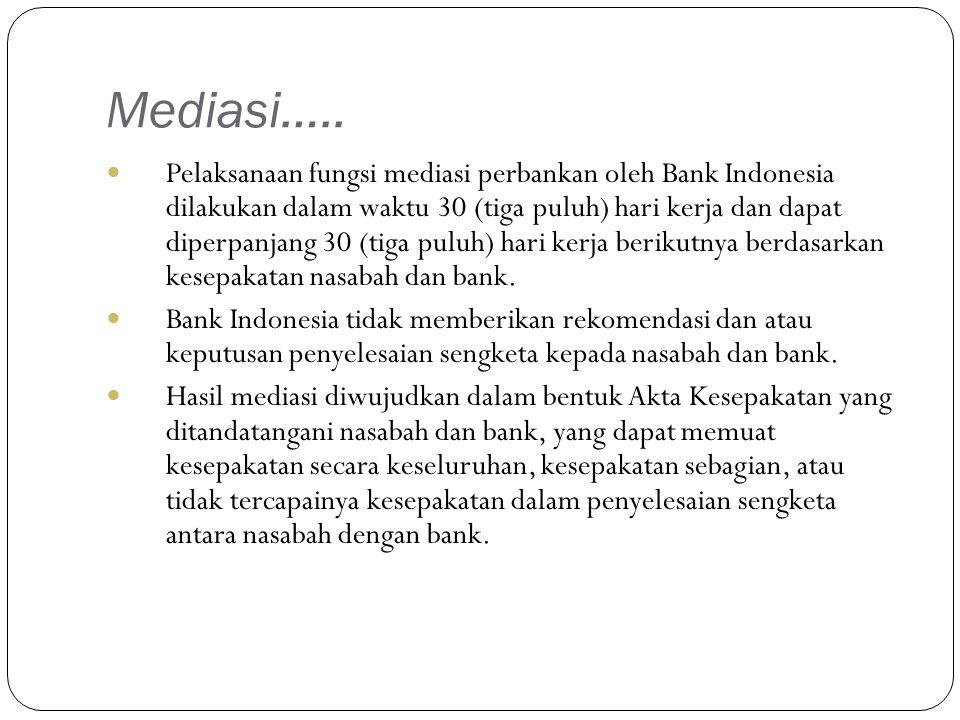 Mediasi…..