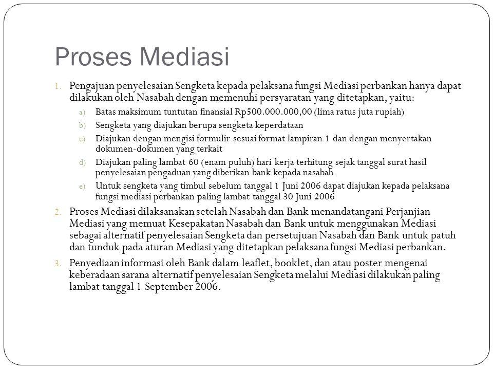 Proses Mediasi