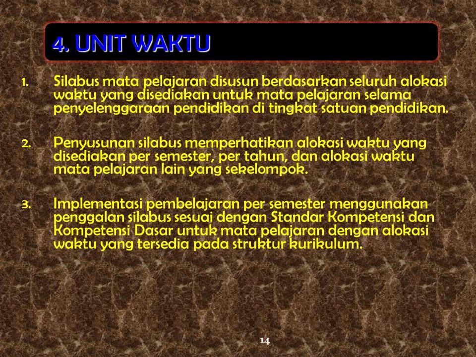 4. UNIT WAKTU