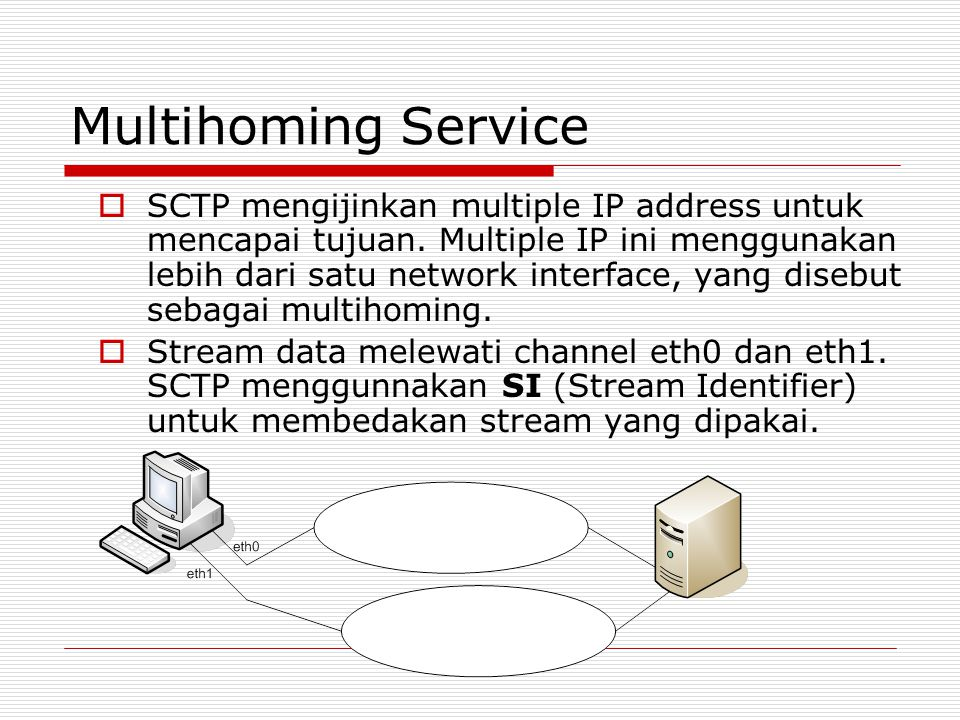 Multihoming Service