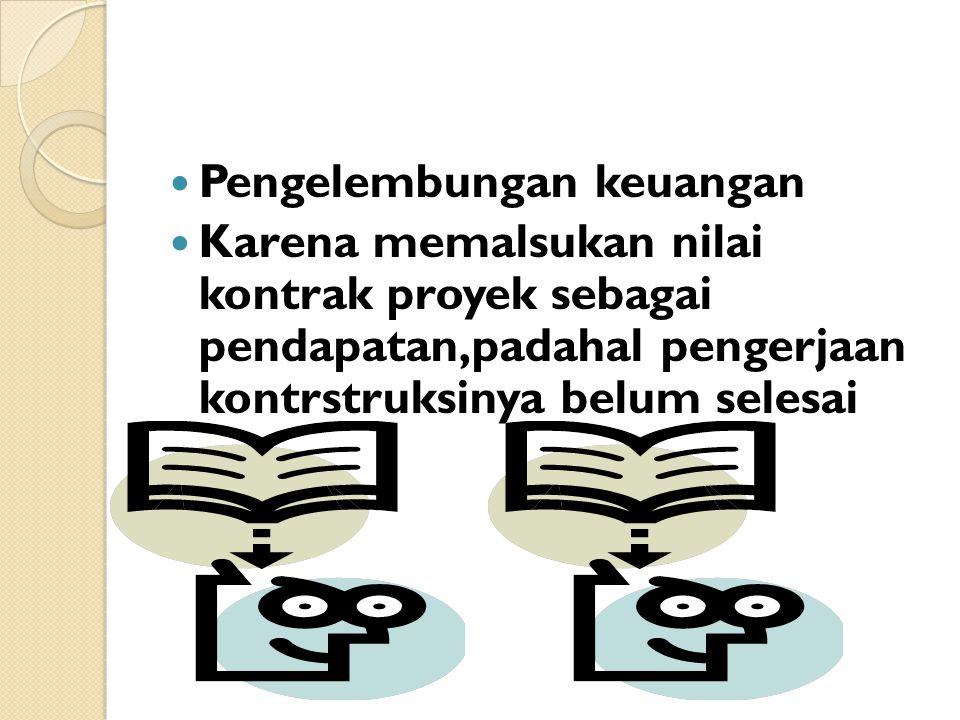 Pengelembungan keuangan