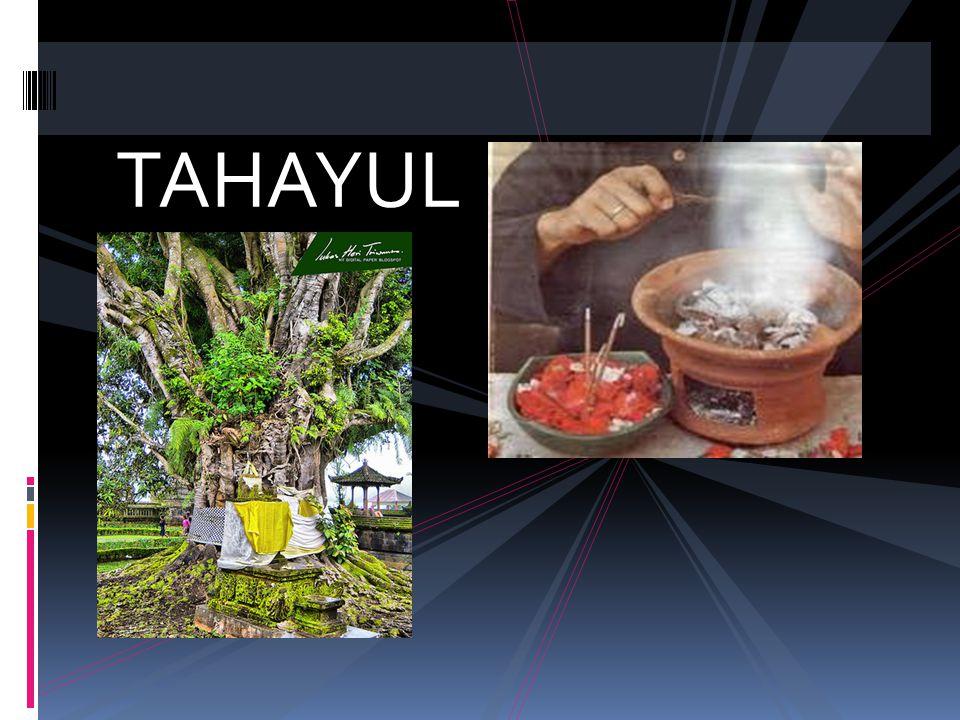 TAHAYUL