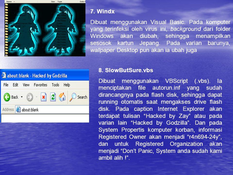 7. Windx