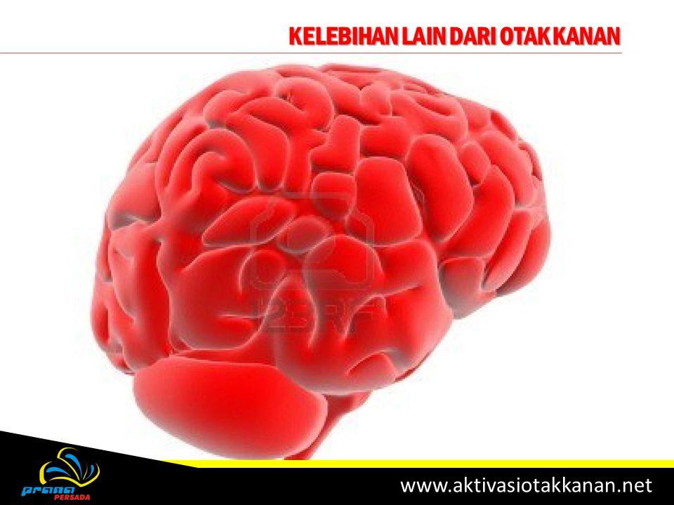 Kelebihan Lain Dari Otak Kanan