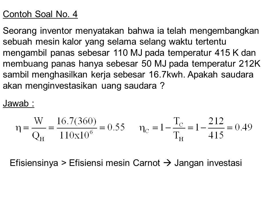 Contoh Soal No. 4