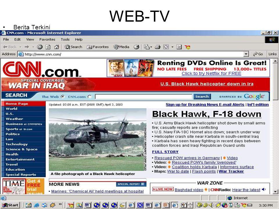 WEB-TV Berita Terkini