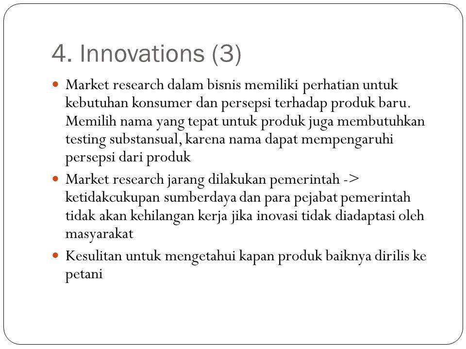 4. Innovations (3)