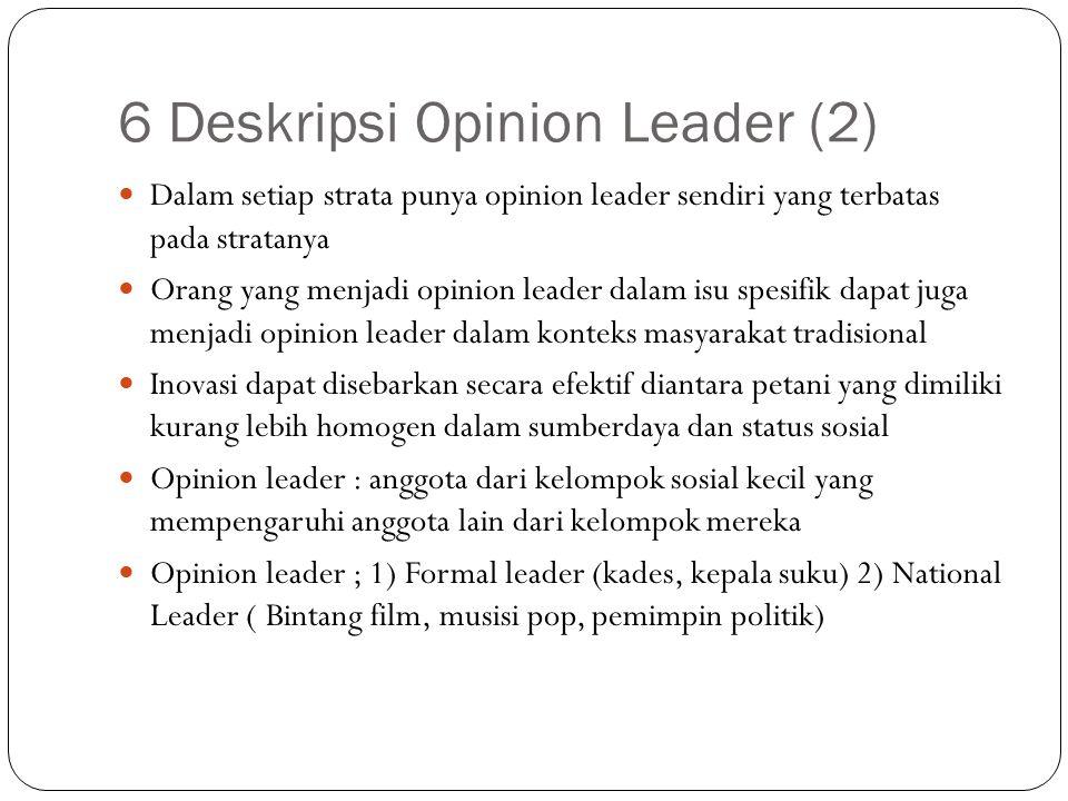 6 Deskripsi Opinion Leader (2)