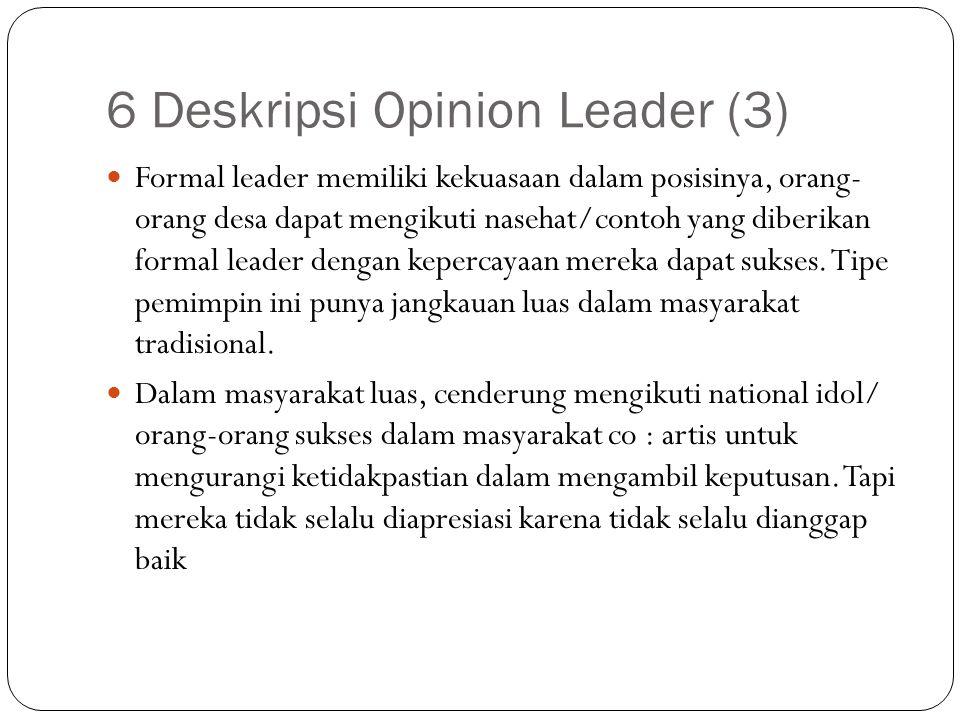 6 Deskripsi Opinion Leader (3)