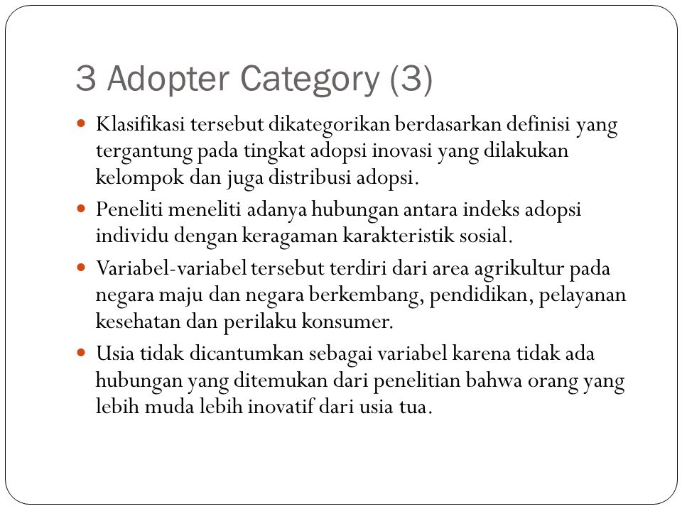 3 Adopter Category (3)