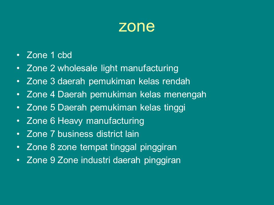 zone Zone 1 cbd Zone 2 wholesale light manufacturing