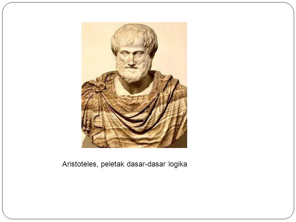 Aristoteles, peletak dasar-dasar logika
