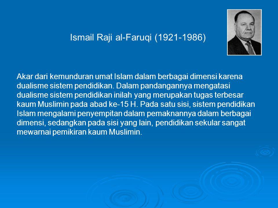 Ismail Raji al-Faruqi (1921-1986)