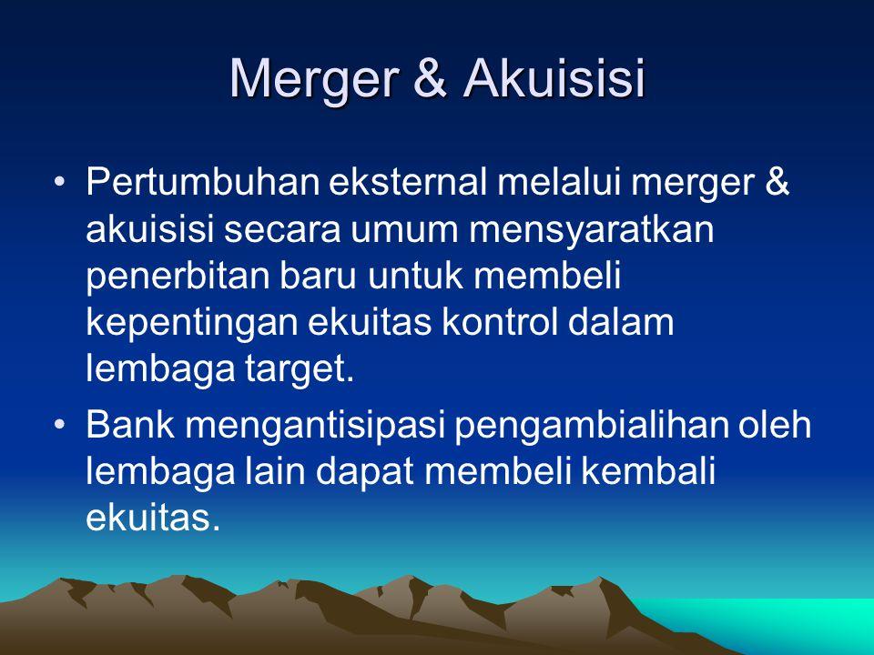 Merger & Akuisisi