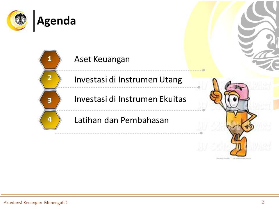 Agenda Aset Keuangan Investasi di Instrumen Utang